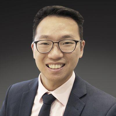 Ezekiel Ting Law Graduate
